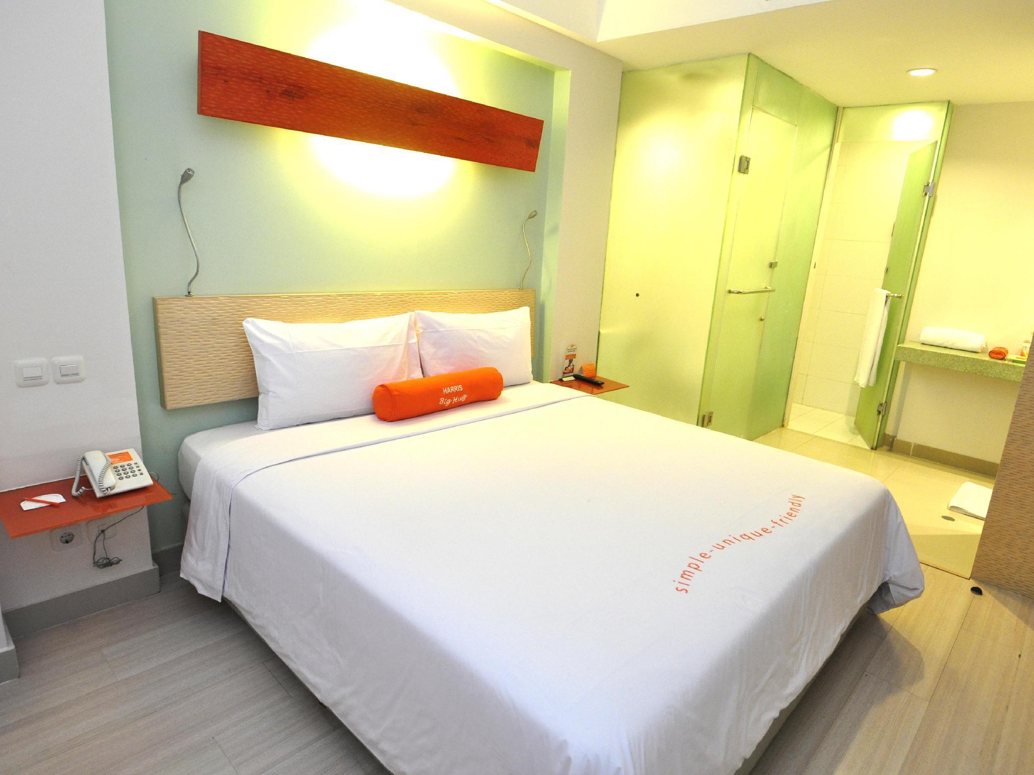 Harris hotel & residences riverview kuta, bali   boek een ...