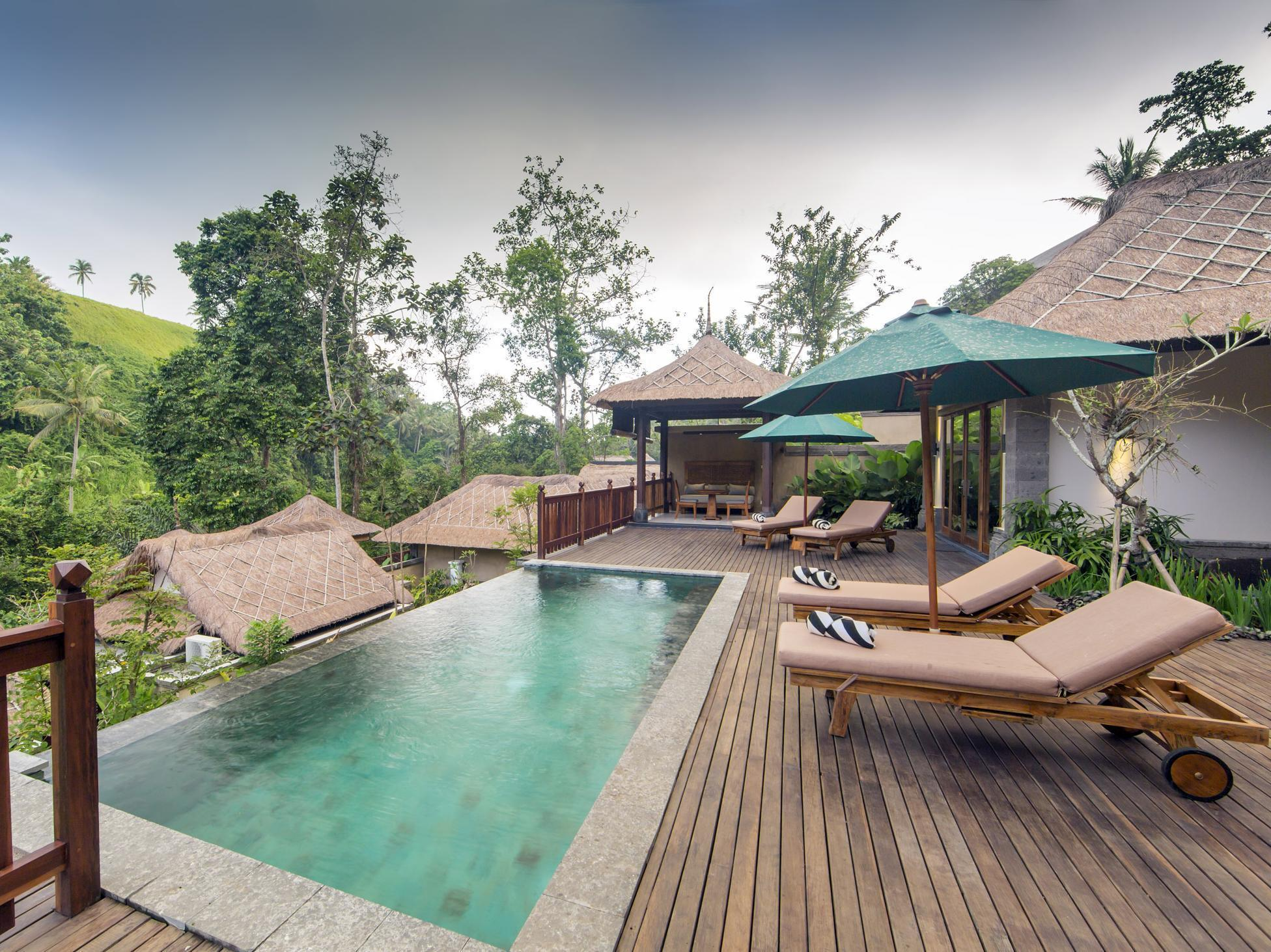 Best price on the lokha ubud resort in bali reviews for Bali ubud hotel